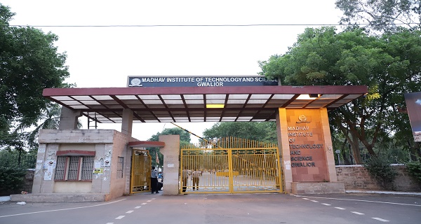 Madhav Institute of Technology and Science, Gwalior Image