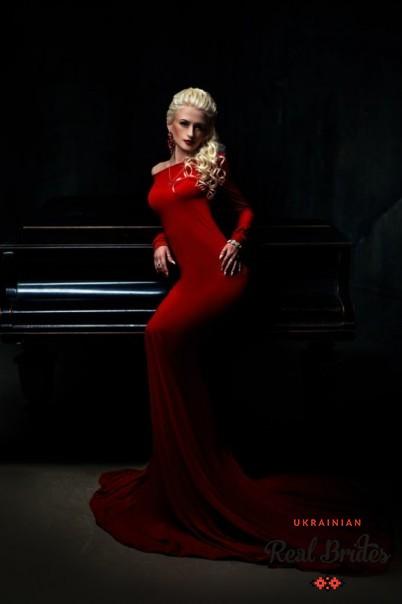 Photo gallery №2 Ukrainian bride Victoriya