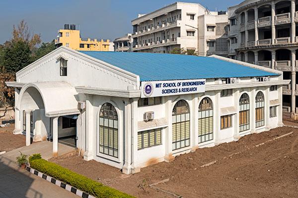 MIT School of Bioengineering Sciences and Research, Pune Image