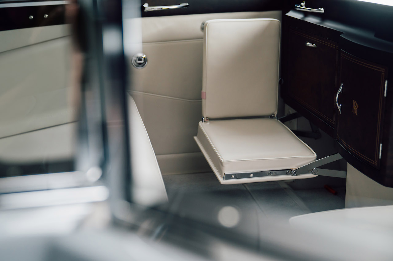 Lunaz launches electric Rolls-Royce Phantom V