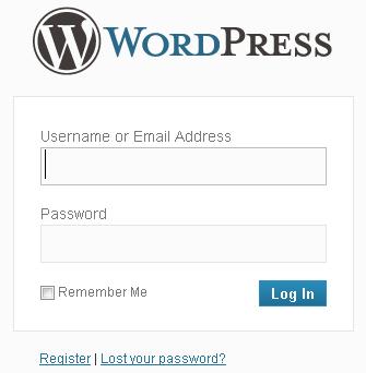 Chỉnh sửa giao diện trang wp-login.php