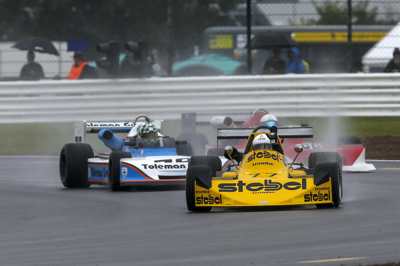 Damon Hill stars on final day of The Classic 2021