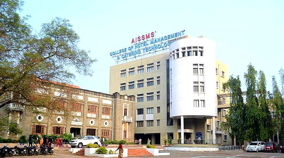 AISSMS (College Of Hotel Managment and Catering Technology), Pune