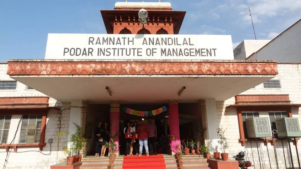R.A. Podar Institute of Management Image