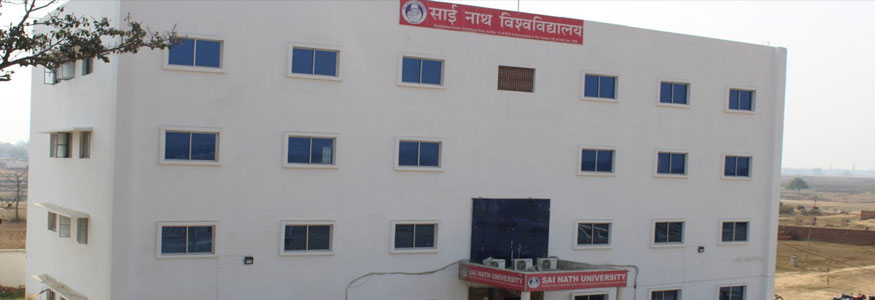 Faculty Of Legal Studies & Research, Sai Nath University, Ranchi,Jharkhand