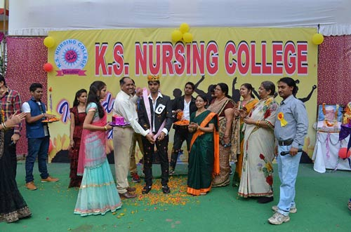 KS Nursing College, Gwalior Image