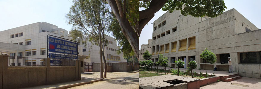 Delhi Institute of HotelManagement, Behind Lady SriramCollege, Lajpat Nagar IV,New Delhi - 110024 Image