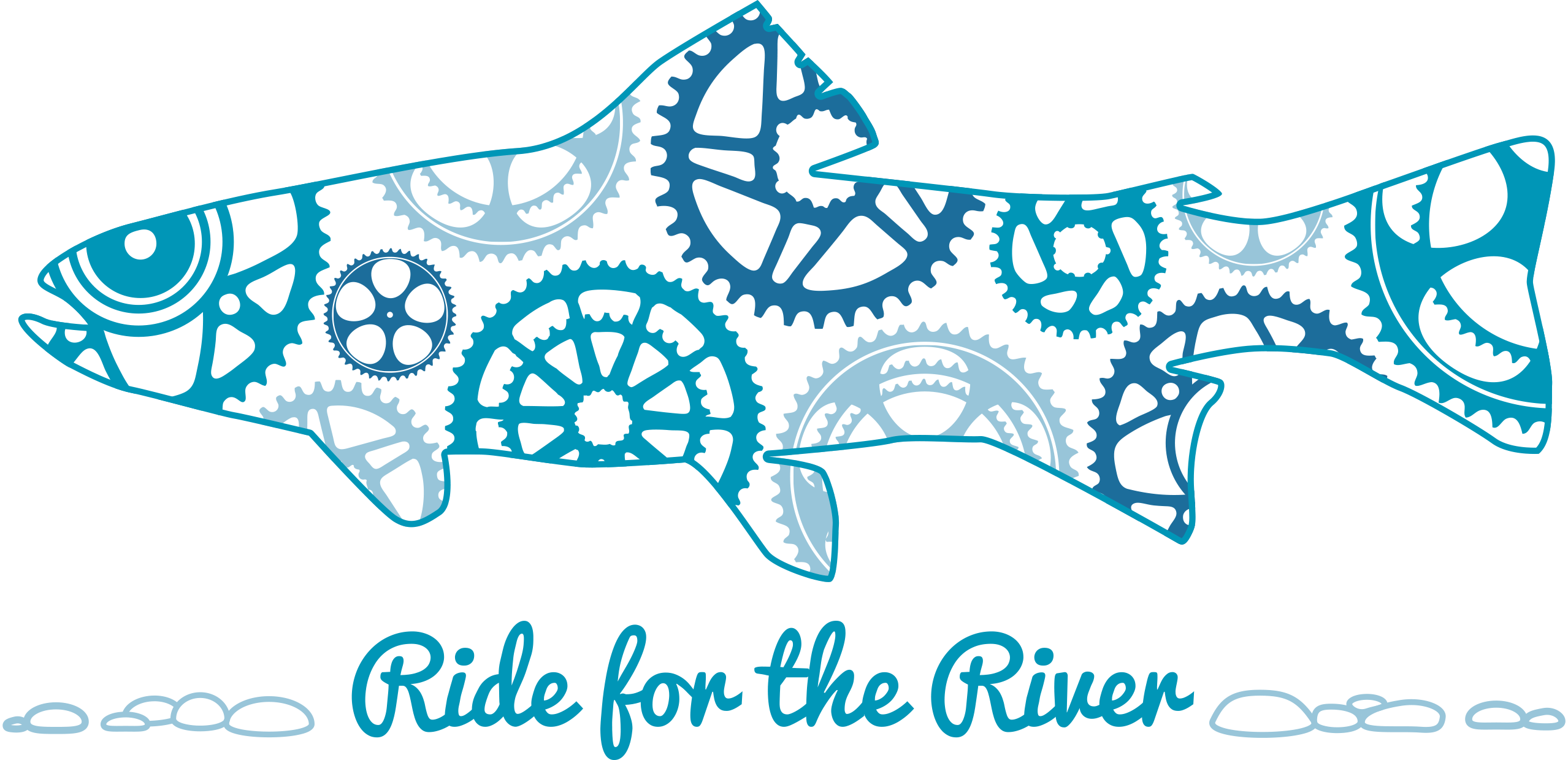 Ride for the River logo