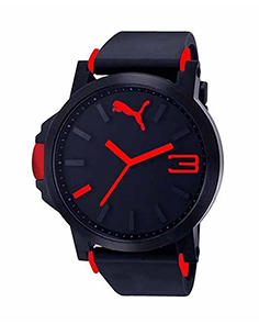 Stylish Ultrasize Analog Sport Watch for Men Red