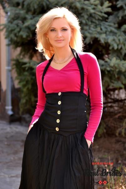 Photo gallery №5 Ukrainian lady Luybov