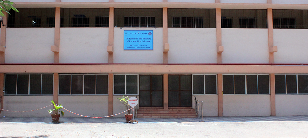 Sri Ramakrishna College of Nursing, Coimbatore Image