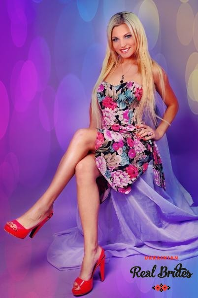 Photo gallery №12 Ukrainian lady Irina