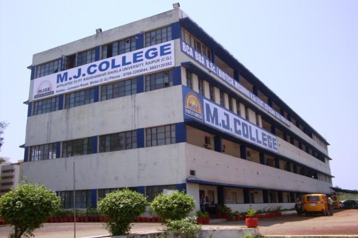 M.J. College, Bhilai