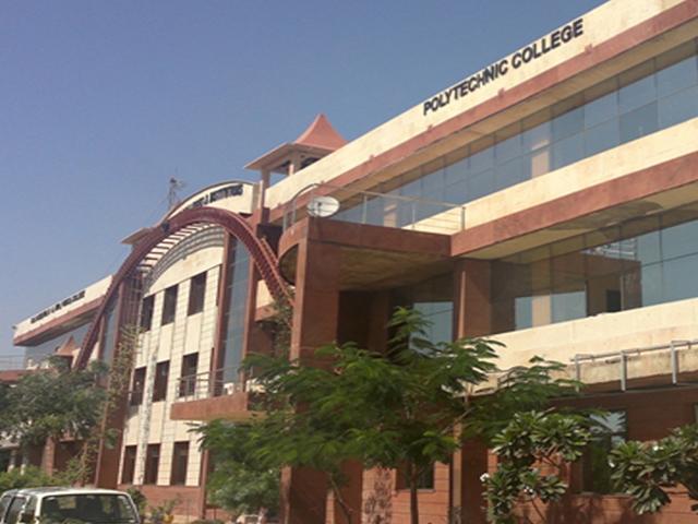 Jasoda Devi Polytechnic College Image