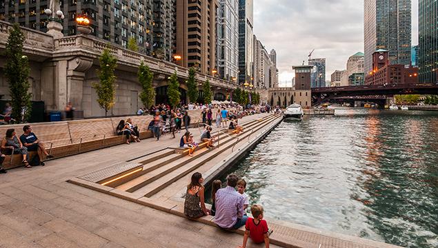 2015's notable developments in Landscape Architecture