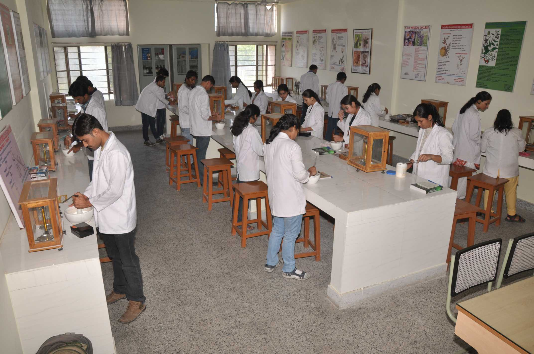 Swasthya Kalyan Homoeopathic Medical College And Research Center Image