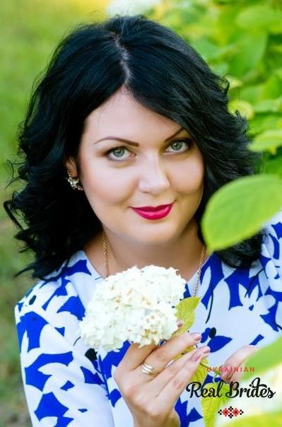 Profile photo Ukrainian lady Marina