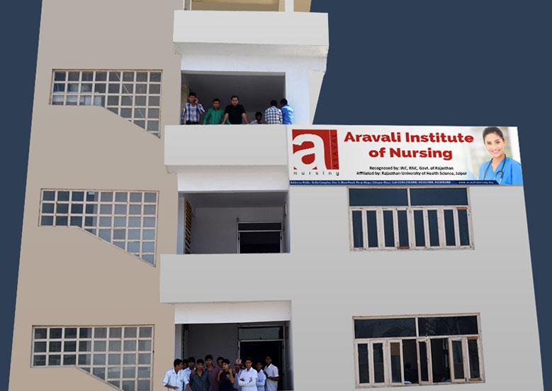 Aravali Institute Of Nursing