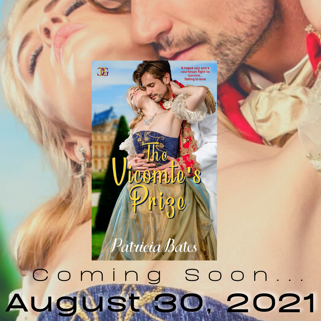 The Vicomte's Prize coming soon