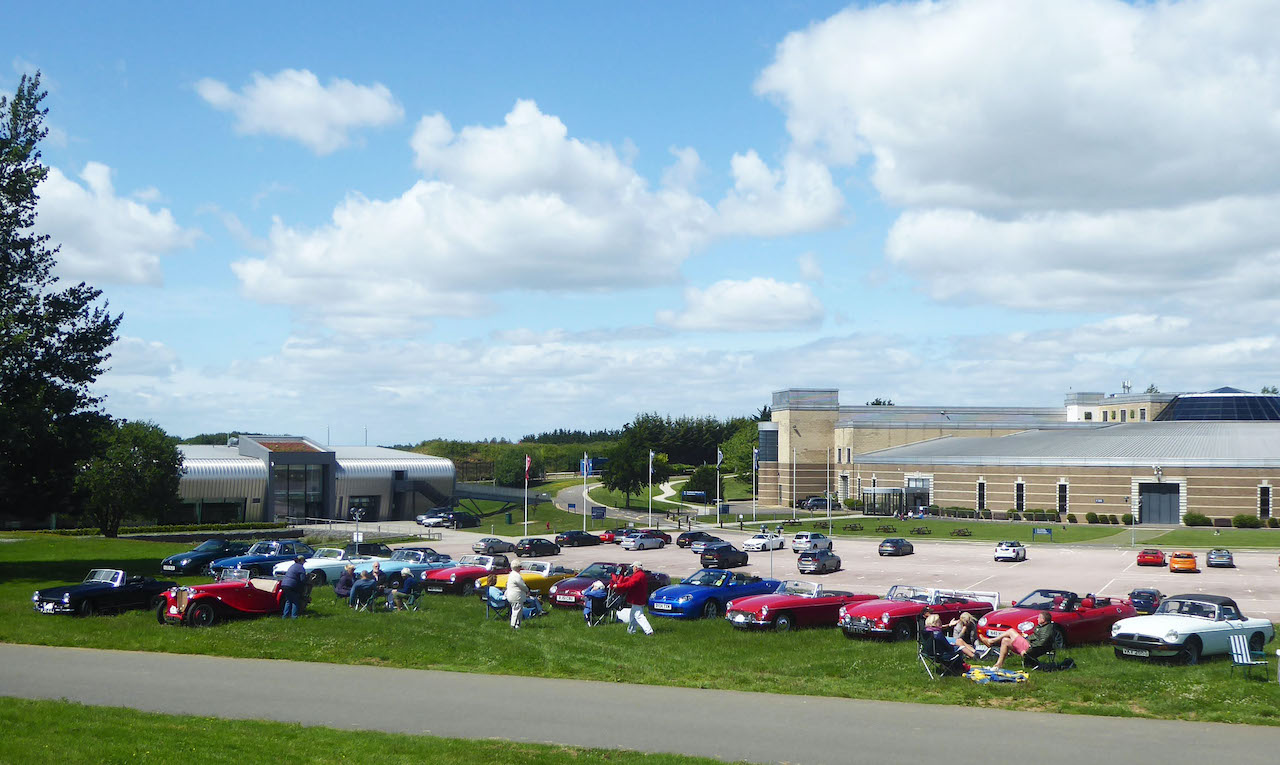 British Motor Museum gets geared up for the summer
