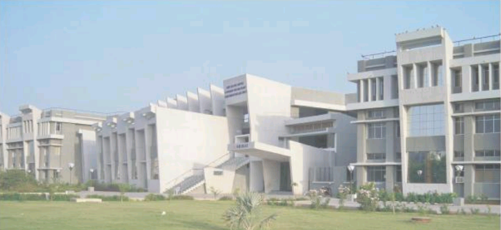 Ashok and Rita Patel Institute of Integrated Study and Research in Biotechnology and Allied Sciences, Anand