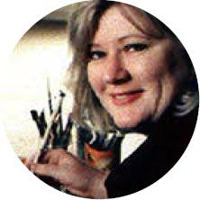 Sharon Peterkin ARTIST
