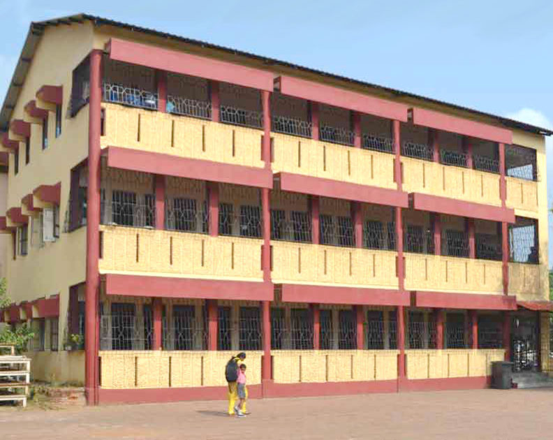 Cuncolim Educational Society's College of Arts and Commerce, Salcette
