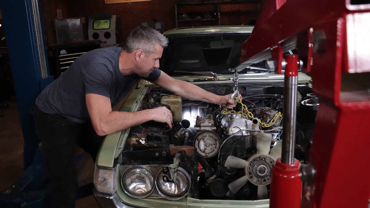 New Series Wheeler Dealers with Mike Brewer Exclusive Chat