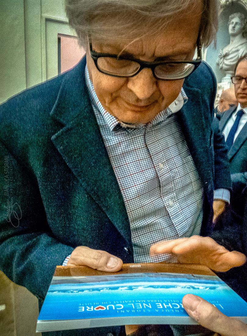 Sgarbi e Le Marche nel Cuore - Gianluca Storani Photo Art