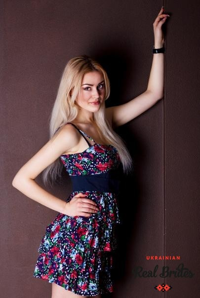 Photo gallery №3 Ukrainian bride Elizaveta