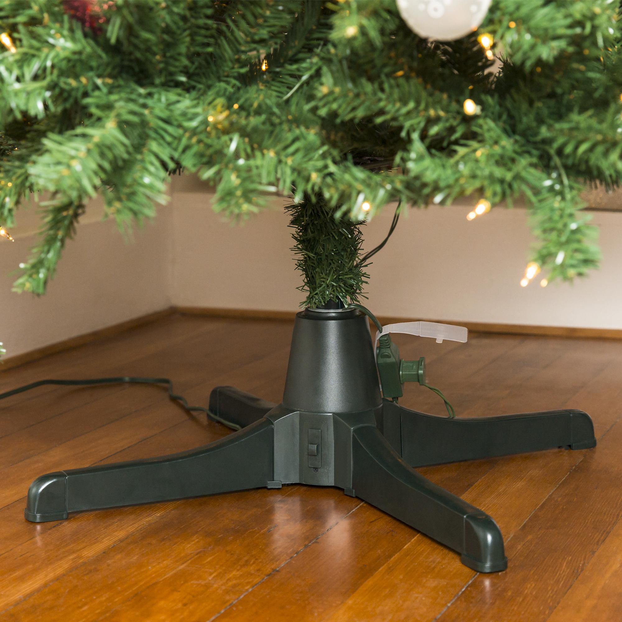 Musical Rotating Christmas Tree Stand: BCP 360-Degree Rotating Christmas Tree Stand W/ 3 Settings