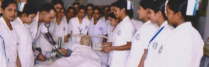 St Mother Teresa School Of Nursing Image