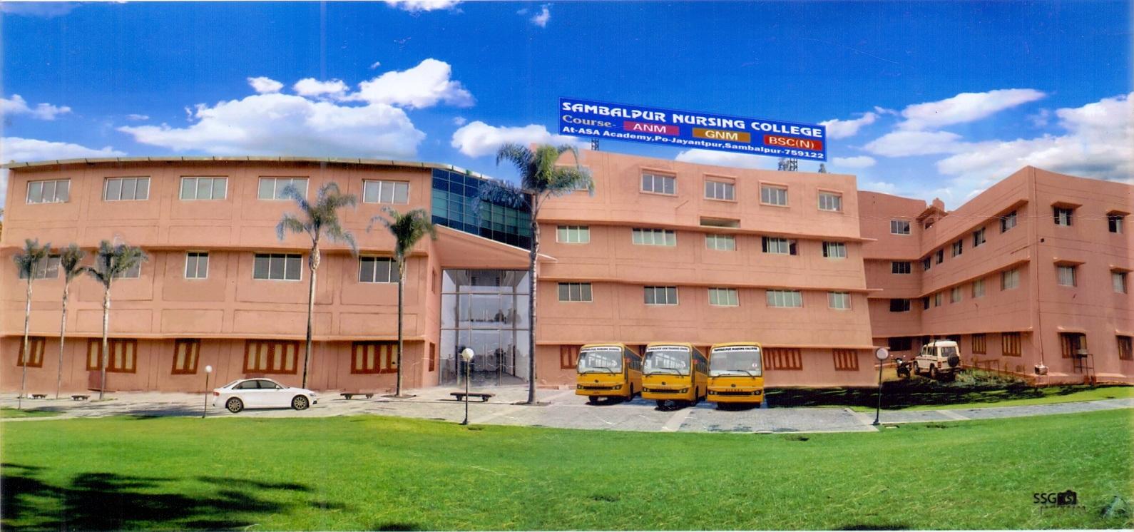 Sambalpur Nursing College
