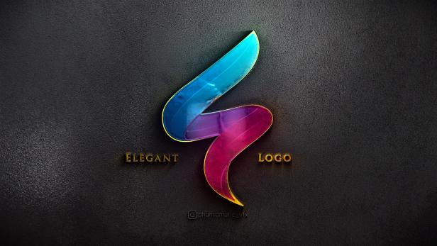 Liquid Gold Reveal Logo - 7