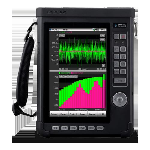 dynamic signal analyzer rental