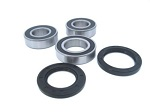 Steering Stem Bearings Seals Kit Yamaha TW200 Trailway 1987-2013