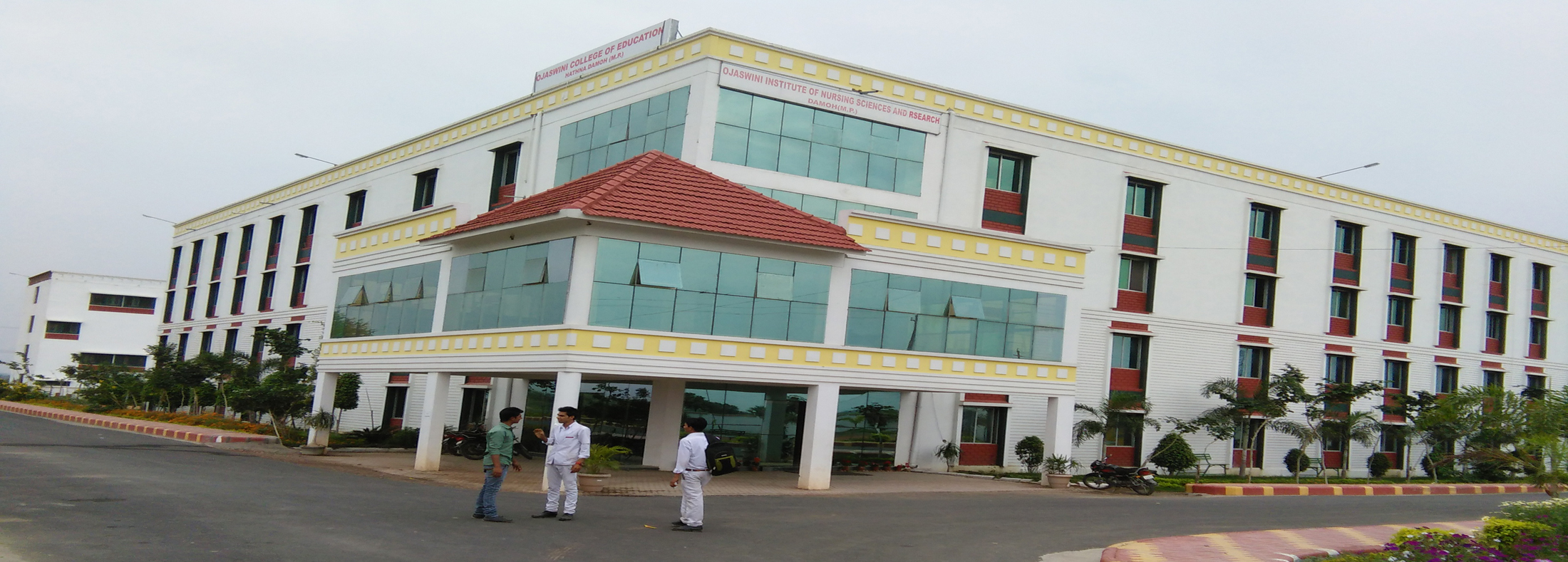 Ojaswini Institute of Nursing Science and Research Image