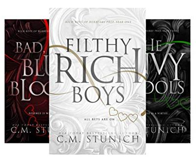 Rich Boys of Burberry Prep by C M Stunich