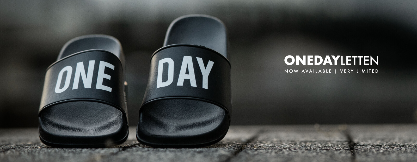 ONE DAY Letten MIND OVER MATTER - Banner