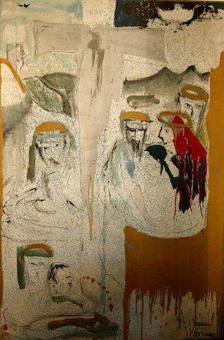 Art beatnik Kerouac