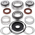 Rear Differential Bearings and Seals Kit Polaris Ranger 2X4 500 2008 2009