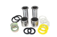 Complete Swingarm Bearings and Seals Kit Kawasaki KX125 1996 1997