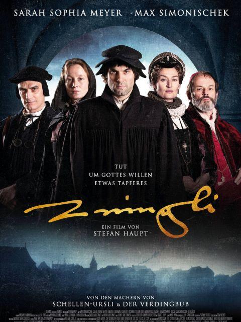 Zwingli (Le Réformateur)