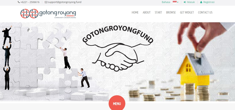 GotongRoyongFund