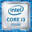 Dieser Rechner verwendet einen Intel Core i3 Prozessor.