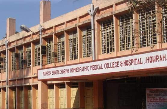 Mahesh Bhattacharya Homoeopathic Medical College And Hospital, Howrah