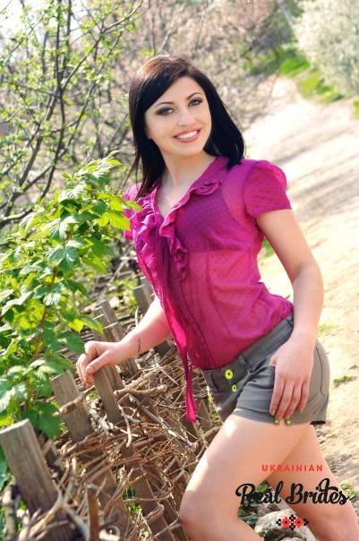 Photo gallery №7 Ukrainian bride Irina