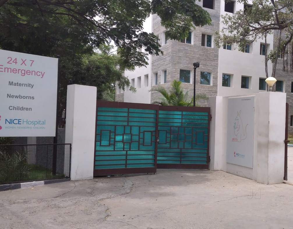 Nice Hospital For Newborns and Children Image
