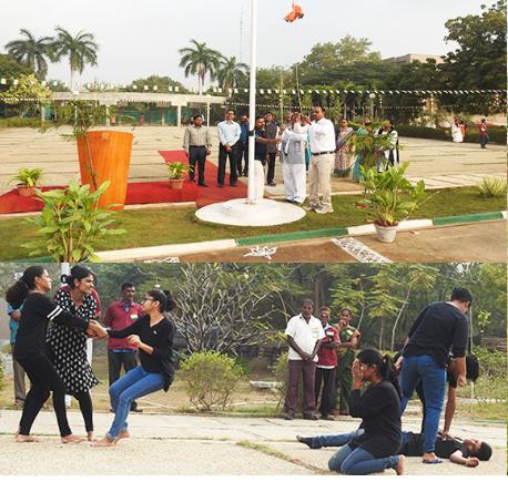 Rajiv Gandhi National Institute of Youth Development, Sriperumbudu Image