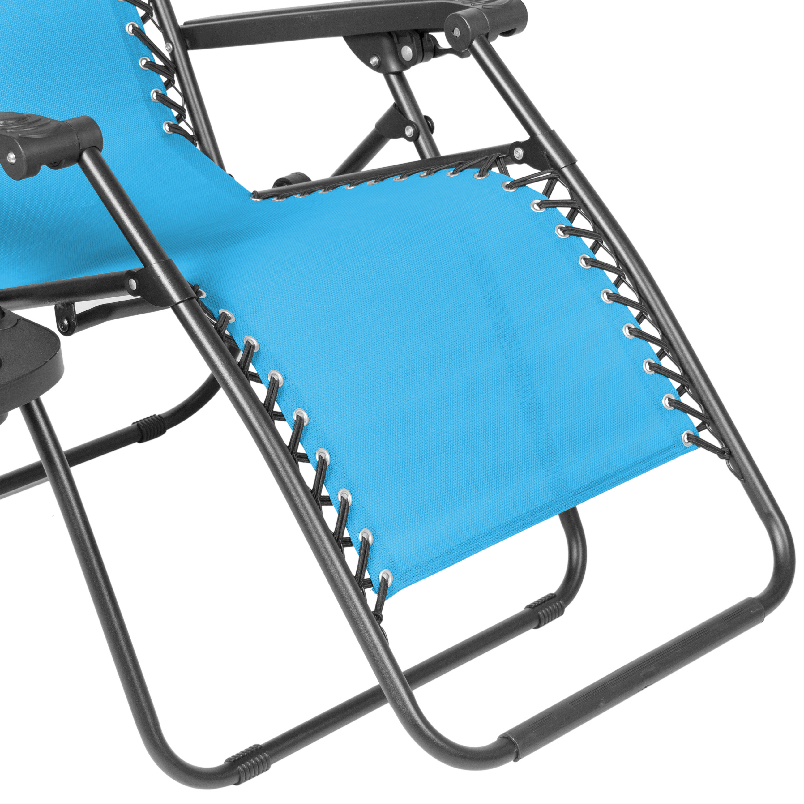 BCP-Folding-Zero-Gravity-Recliner-Lounge-Chair-w-Canopy-Cup-Holder thumbnail 47